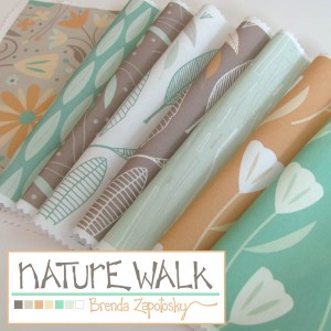 Nature Walk Muted Promo Fabric Photo 1