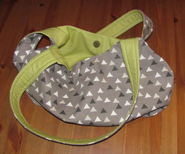 03 Tents Purse Open Brenda Zapotosky