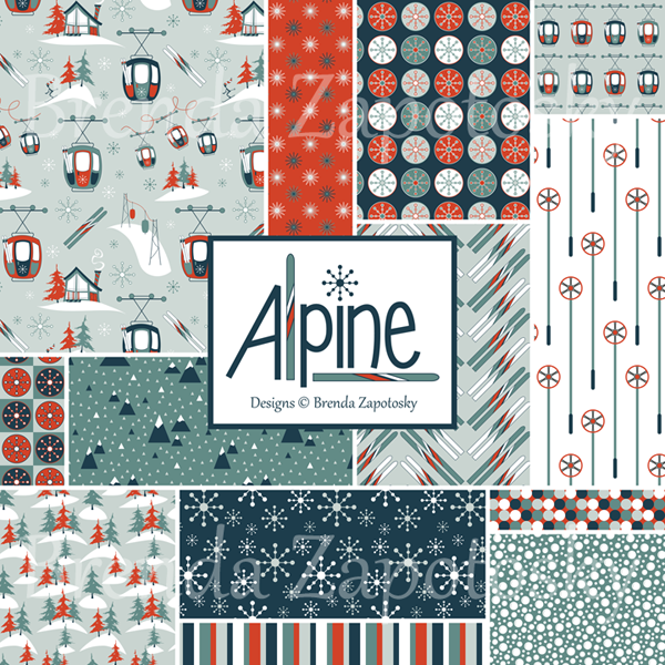 Alpine Collection Brenda Zapotosky Small with watermark