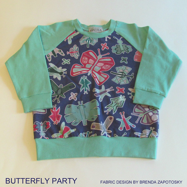 butterfly-party-raglan-tee-by-brenda-zapotosky-with-words