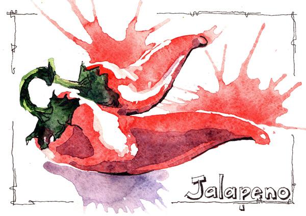 Al Donzza Jalapeno