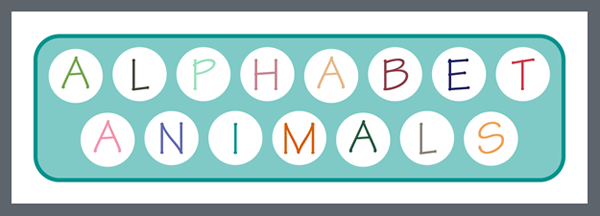 Alphabet Animal Update Title