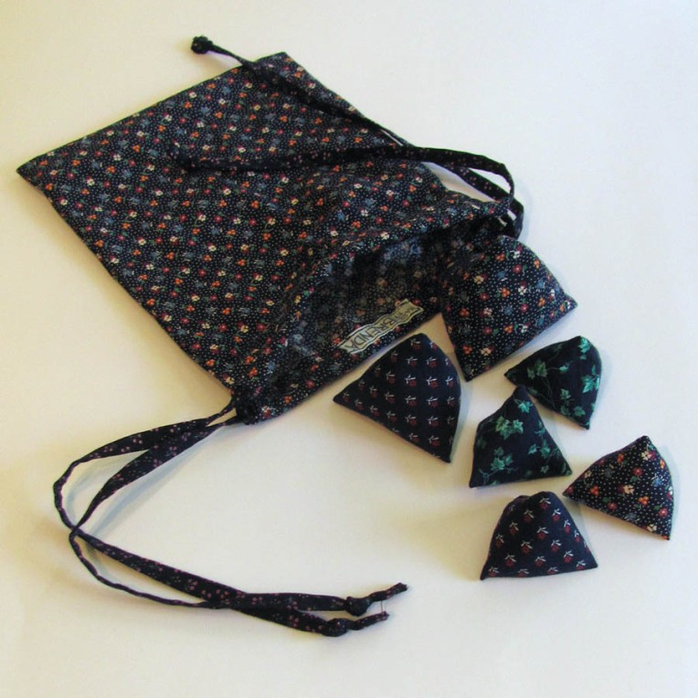 Pattern Weights and Bag Sewing Project by Brenda Zapotosky